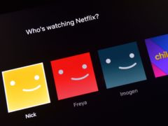 Netflix is backing the fellowship (Nick Ansell/PA)
