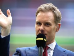 BBC presenter Dan Walker (Nick Potts/PA)