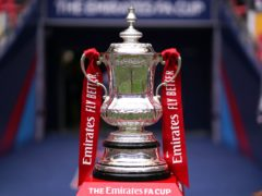 Chelsea and Leicester meet in the final of the 2020-21 FA Cup at Wembley on Saturday (John Walton/PA)