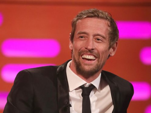 Peter Crouch (Isabel Infantes/PA)