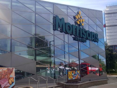 Morrisons store (Mark Mann-Bryans/PA)