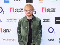 Ed Sheeran (Ian West/PA)