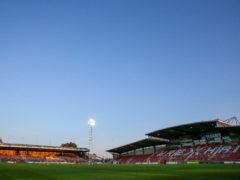 Wrexham owners Ryan Reynolds and Rob McElhenney will star in a new documentary about the club (Barrington Coombs/PA)