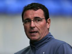 Gary Bowyer is staying at Salford (Richard Sellers/PA)