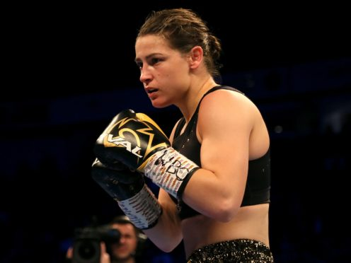Katie Taylor remains the undisputed lightweight champion (Richard Sellers/PA)