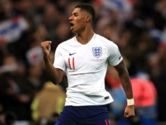 Marcus Rashford is targeting success with England this summer (Mike Egerton/PA)