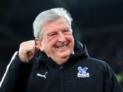 Roy Hodgson has enjoyed some memorable wins as Crystal Palace manager (Adam Davy/PA)