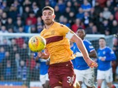 Declan Gallagher will join Aberdeen in the summer (Jeff Holmes/PA)