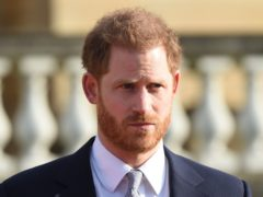 The Duke of Sussex has said the trauma of his mother's death led him to use alcohol and drugs to 'mask' his emotions (Jeremy Selwyn/Evening Standard/PA)