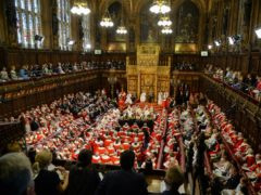 Plans to cap the House of Lords at 600 members is being 'undone' by Boris Johnson's appointments, peers have said (Arthur Edwards/The Sun)