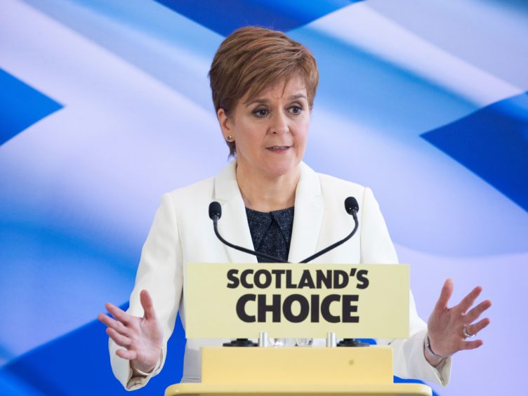 A report from the SNP's Social Justice and Fairness commission looked at key policy areas for an independent Scotland (Jane Barlow/PA)