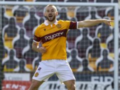 Allan Campbell has left Motherwell (Jeff Holmes/PA)