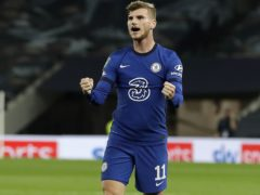 Chelsea manager Thomas Tuchel thinks Timo Werner's (pictured) season would be viewed differently had he taken penalties (Matt Dunham/PA Images).