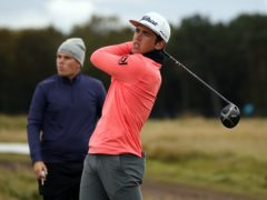 South Africa's Garrick Higgo won for the second time in three weeks in the Canary Islands Championship (Jane Barlow/PA)