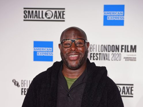 Oscar-winning filmmaker Sir Steve McQueen will direct a three-part series exploring key events in race relations in Britain, the BBC said (Ian West/PA)