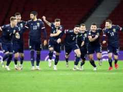 Scotland's players will discover if they have made they cut for Steve Clarke's Euros squad on Wednesday (Andrew Milligan/PA)