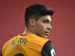 Raul Jimenez has made a full recovery after fracturing his skull last November (Peter Powell/PA)