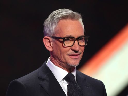 Gary Lineker has been targeted by HMRC over a £4.9m tax bill (Peter Byrne/PA)