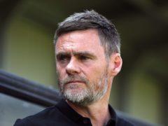 Graham Alexander has had an eventful season (Martin RIckett/PA)