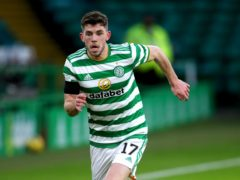 Celtic's Ryan Christie could be on the move (Andrew Milligan/PA)
