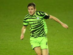 Liam Kitching joined Barnsley from Forest Green during the January transfer window (PA)