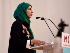 Zara Mohammed is the MCB's first female secretary general (MCB/PA)
