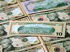 The scratchcard was a one million dollar winner (Chris Radburn/PA)