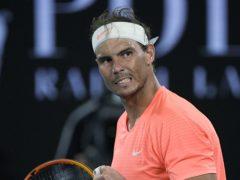 Rafael Nadal (Andy Brownbill/PA)