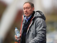 Swansea head coach Steve Cooper is focused on the Championship play-offs and not speculation linking him to the Crystal Palace's manager's job (Mike Egerton/PA)