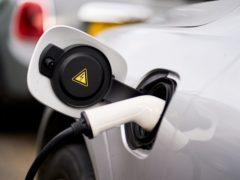 Electric car owners are subjected to a 'postcode lottery' for access a chargepoints, a green group has claimed (John Walton/PA)