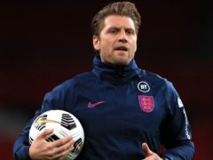 England striker coach Allan Russell has left the Football Association after being involved in a road traffic accident last July (Mike Egerton/PA)
