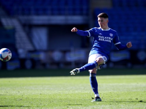 Harry Wilson starred as Cardiff beat Birmingham (Nick Potts/PA)