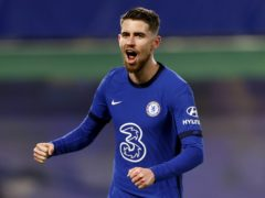 Jorginho has revealed his desire to stay at Chelsea beyond his current contract, that runs until 2023 (John Sibley/PA)