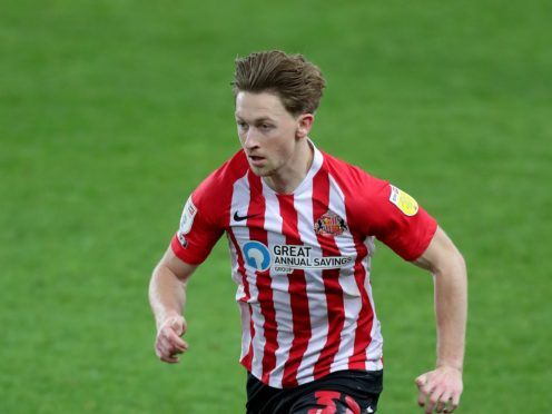 Sunderland's Denver Hume will miss the League One play-off semi-final clash with Lincoln through injury (Richard Sellers/PA)