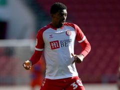 Bristol City's Tyreeq Bakinson could return for the final match of the season against Brentford (Simon Galloway/PA)