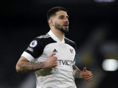 Fulham's Aleksandar Mitrovic has been ruled out of a meeting against his former club Newcastle on Sunday (Andrew Couldridge/PA)
