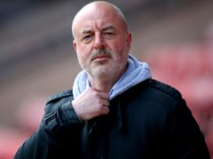 Tranmere have sacked manager Keith Hill just before the play-offs (Nick Potts/PA)