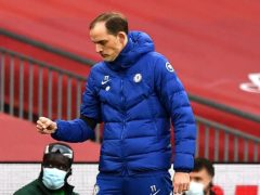 Chelsea manager Thomas Tuchel hopes his side can maintain their winning run against Manchester City (Ben Stansall/PA)