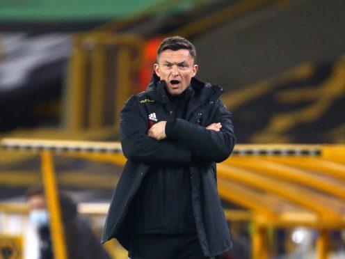Paul Heckingbottom has taken caretaker charge of Sheffield United (Geoff Caddick/PA)