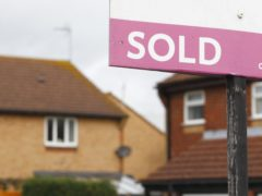 More than 300,000 households in England have bought a home with the support of the Help to Buy equity loan scheme since it was launched in 2013 (Chris Ison/PA)