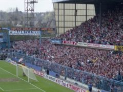 The West Terrace of Hillsborough stadium (Independent Office for Police Conduct/PA)
