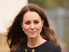 The Duchess of Cambridge (Ian Vogler/Daily Mirror/PA)