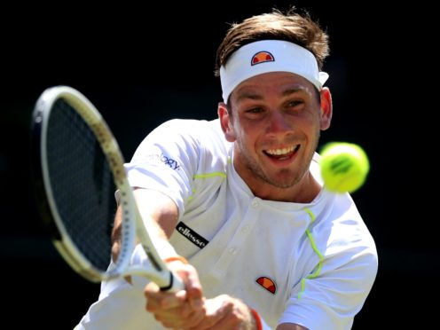 Cameron Norrie is through to his first ATP Tour final (Adam Davy/PA)
