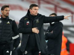 Paul Heckingbottom thinks Burnley are a good example for Sheffield United to follow (Tim Goode/PA)