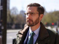 Simon Case, the Cabinet Secretary and the UK's most senior civil servant (Aaron Chown/PA)
