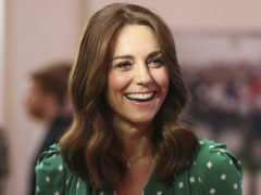 File photo dated 05/03/20 of the Duchess of Cambridge during a special event at the Tribeton restaurant in Galway to look ahead to the city hosting the European Capital of Culture in 2020. The Duchess of Cambridge will have spent a decade as an HRH when she and the Duke of Cambridge mark their 10th wedding anniversary on Thursday. Issue date: Wednesday April 28, 2021.