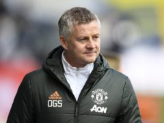 Manchester United manager Ole Gunnar Solskjaer (Peter Powell/PA)