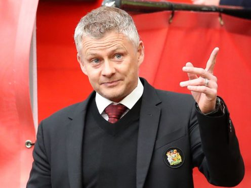 Ole Gunnar Solskjaer's side are second in the Premier League