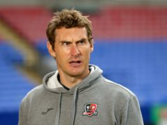 Matt Taylor's side missed out on the play-offs (Tim Markland/PA)