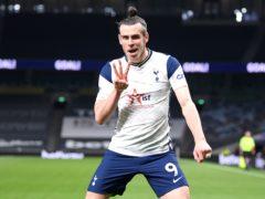 Gareth Bale scored a hat-trick as Tottenham beat Sheffield United 4-0 (Shaun Botterill/PA)
